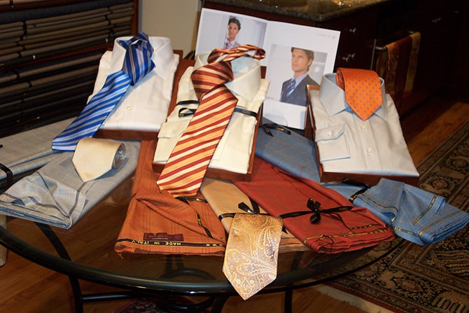 Fabric Options for Custom Menswear