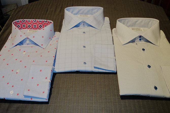 Custom Italian Shirts for the Stylish Man