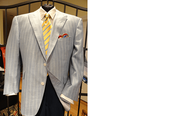Made to Order Custom Sport Coats